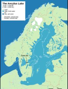 Littorinahavet 6000-1000 f.kr.