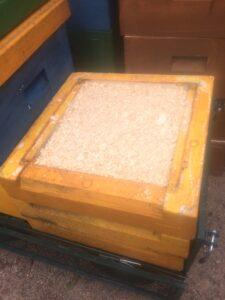 Förbättrad traditionell bikupedesign