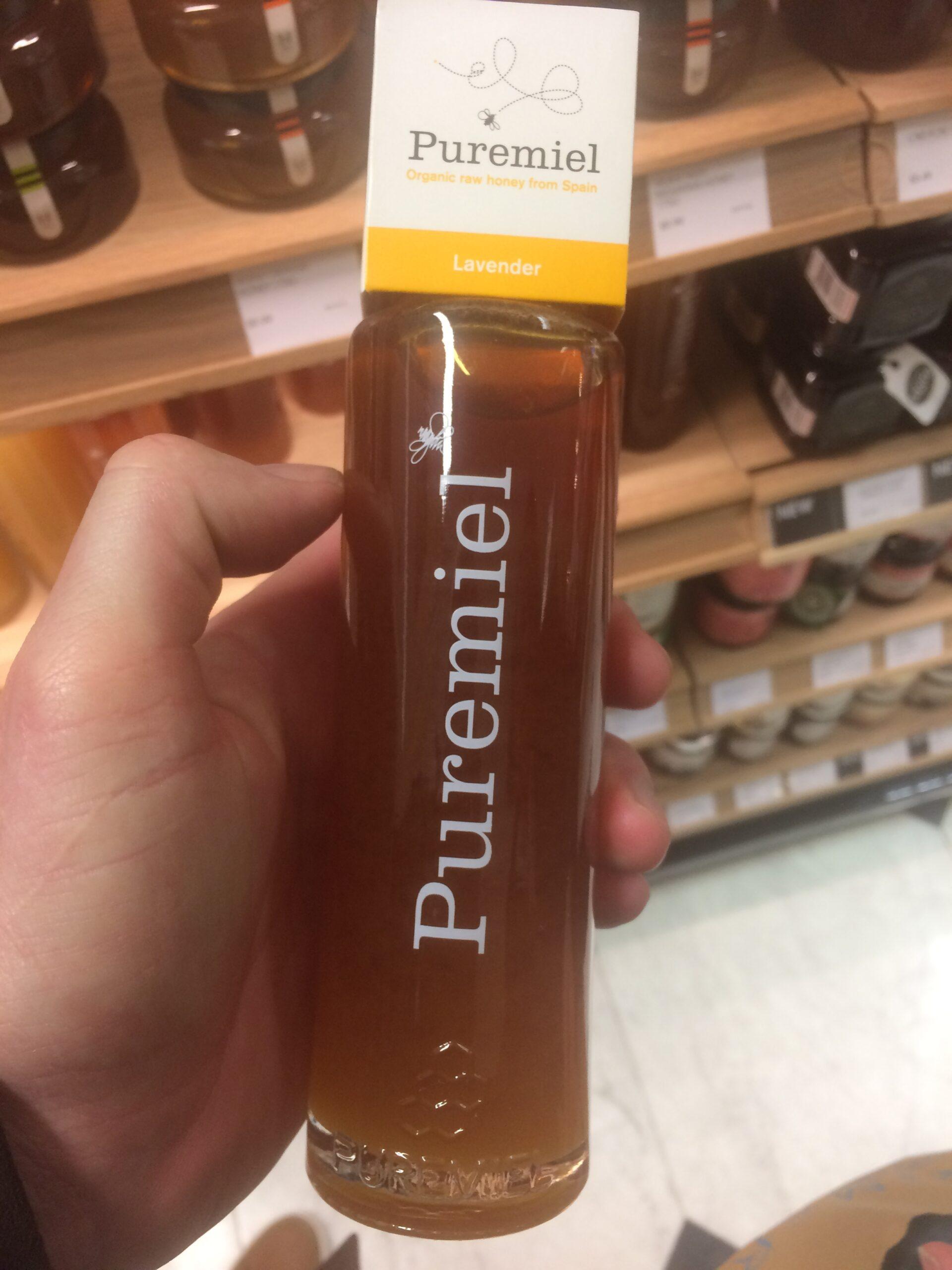 Harrods honungsprodukter